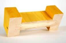 grinzi cofraje lemn H 20